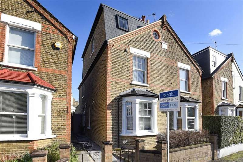 4 Bedrooms Semi Detached House for sale in Clifton Road, Kingston Upon Thames
