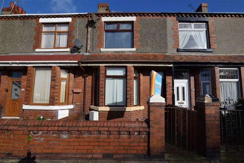 3 Bedrooms Terraced House for sale in Durham Street, Barrow-in-Furness, Cumbria