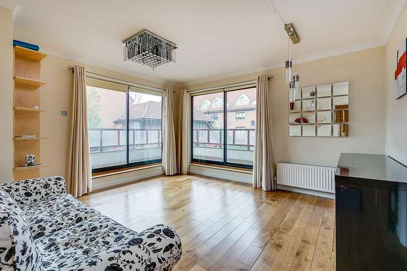 1 Bedroom Flat for sale in Balmoral House, Windsor Way, Brook Green, London, W14