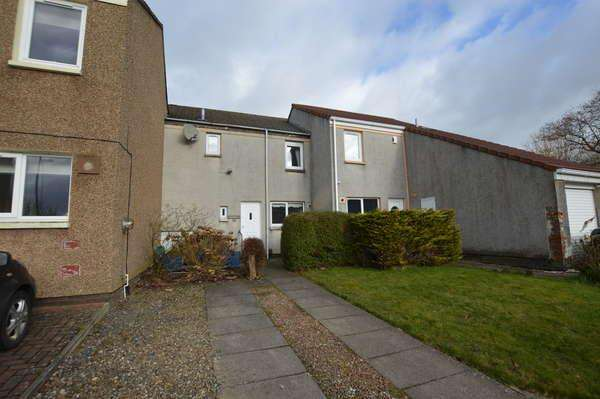 3 Bedrooms Terraced House for sale in 10 Lowther Bank, Bourtreehill South, Irvine, KA11 1EG