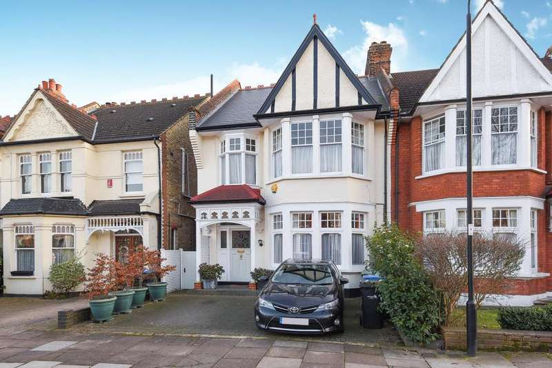 4 Bedrooms Semi Detached House for sale in Selborne Road, Southgate