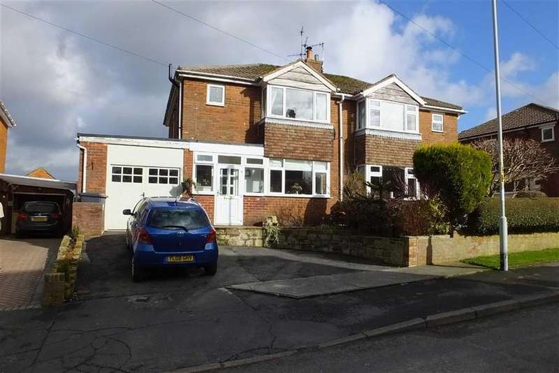 3 Bedrooms Semi Detached House for sale in Stoney Bank Road, Earby, Lancashire, BB18