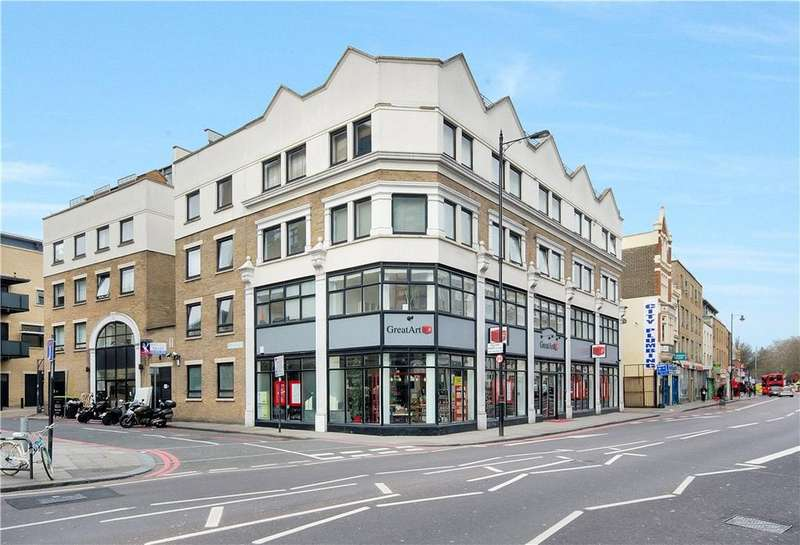 2 Bedrooms Flat for sale in Glassworks Studios, Basing Place, Bethnal Green, London, E2