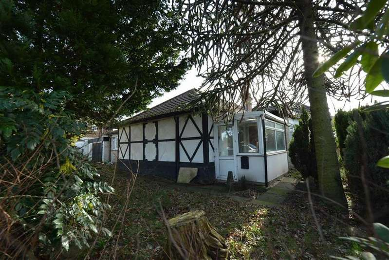 3 Bedrooms Bungalow for sale in Church Road, URMSTON, Manchester