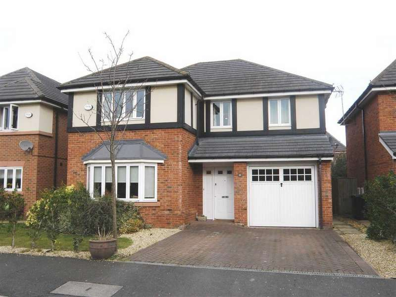 4 Bedrooms Detached House for sale in Yew Tree Avenue, Chester