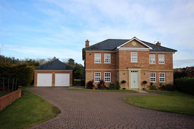 5 Bedrooms Detached House for sale in Amerston Close, Wynyard