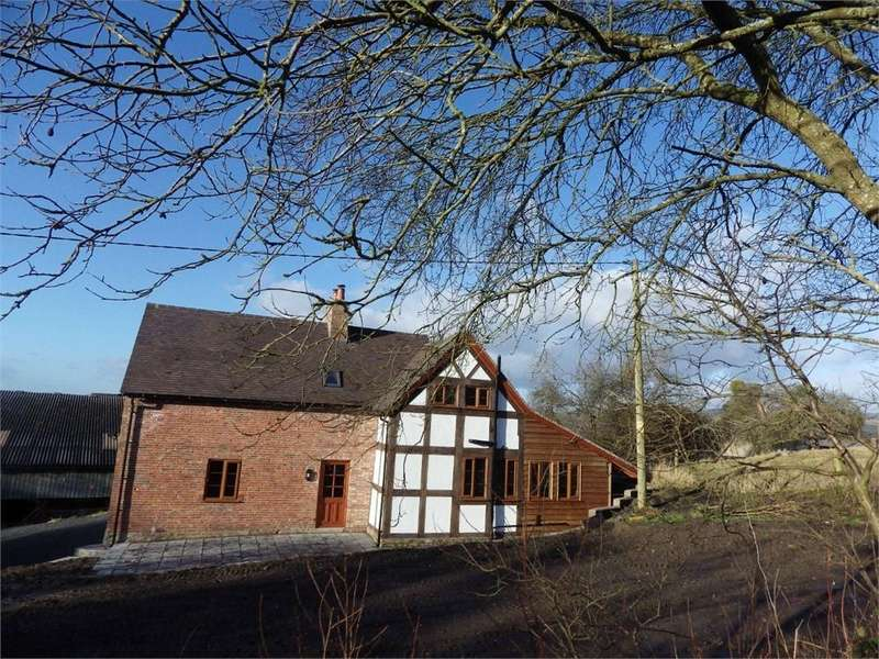 3 Bedrooms Cottage House for rent in Leinthall Starkes, Nr Wigmore