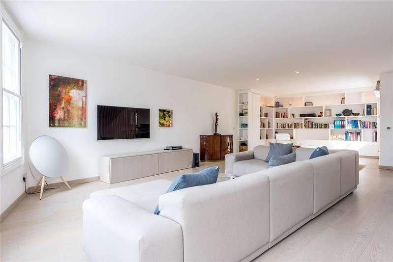 3 Bedrooms Terraced House for sale in Thornhill Road, Islington, London, N1