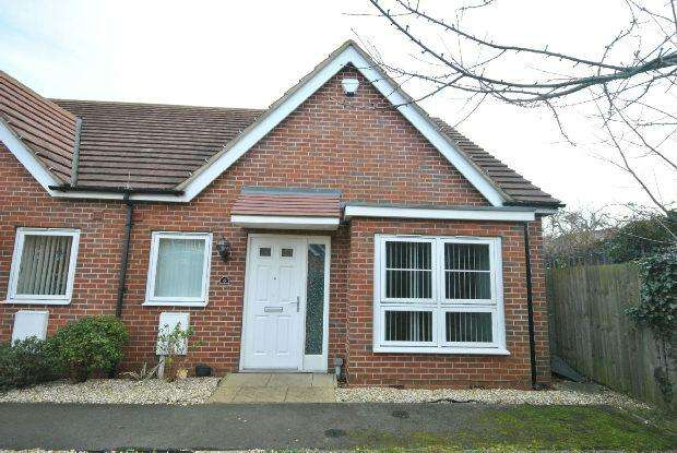2 Bedrooms Terraced Bungalow for sale in Elder Road, Grimsby