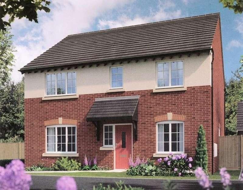 4 Bedrooms Detached House for sale in Burton Road, Ashby-de-la-Zouch