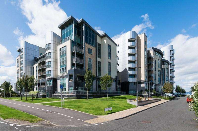2 Bedrooms Property for sale in 3/16 Western Harbour Way, Edinburgh, City Of Edinburgh, EH6 6LP