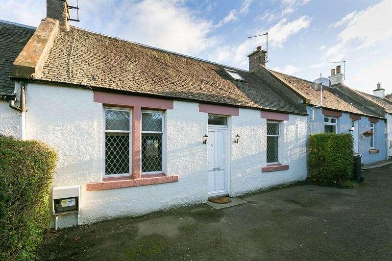 2 Bedrooms Property for sale in 55 Station Road, Ratho Station, Newbridge, Edinburgh, EH28 8PT
