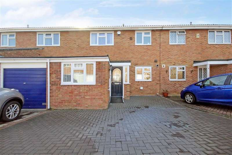 3 Bedrooms Terraced House for sale in Ashmore Close, Nythe, Wiltshire