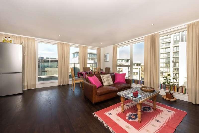 2 Bedrooms Apartment Flat for sale in Masson House, Kew Bridge West, Pump House Crescent, TW8