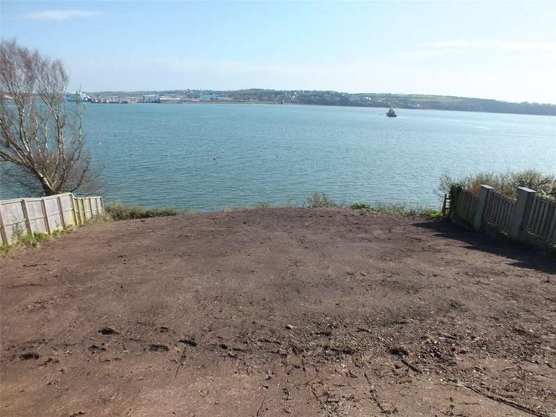 Land Commercial for sale in Plot N. E. Ty Pengraig, Newton Lane, Hazelbeach, Llanstadwell