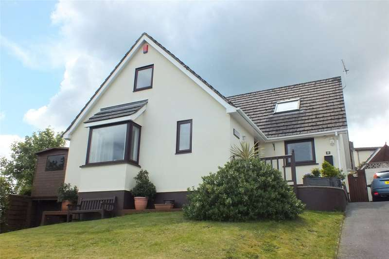 4 Bedrooms Detached Bungalow for sale in Bevelin Hall, Saundersfoot, Pembrokeshire