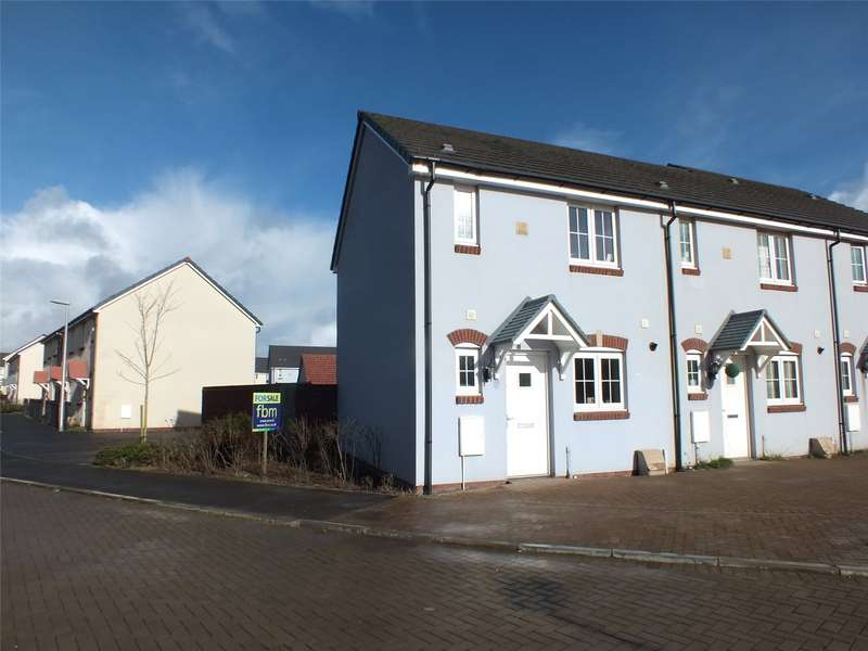 2 Bedrooms End Of Terrace House for sale in Sunningdale Drive, Hubberston, Milford Haven