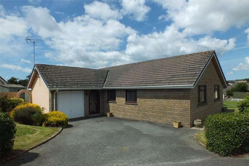 3 Bedrooms Detached Bungalow for sale in South Meadows, Pembroke, Pembrokeshire