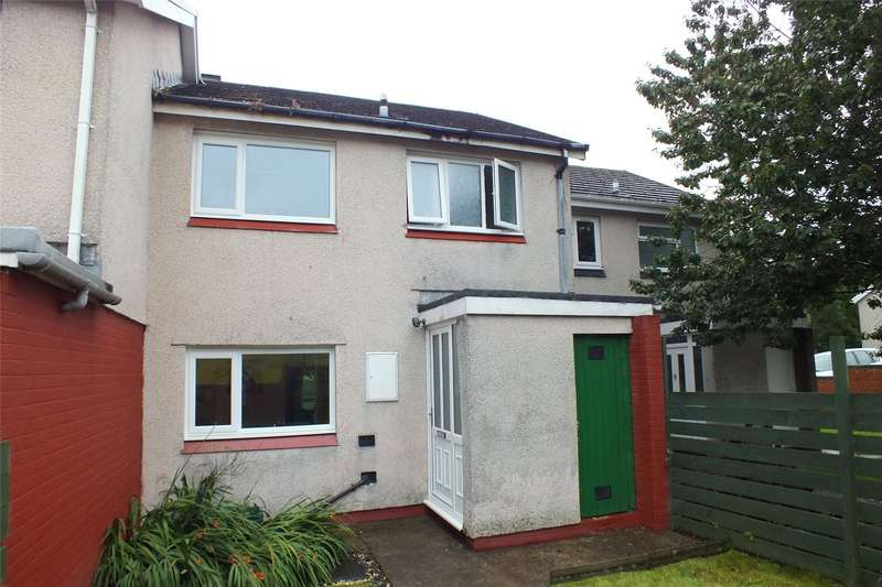 2 Bedrooms Terraced House for sale in Valence Walk, Pembroke, Pembrokeshire