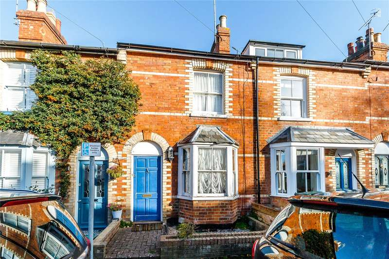 2 Bedrooms Terraced House for sale in Albert Road, Henley-on-Thames, Oxfordshire, RG9