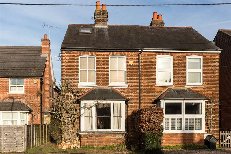 2 Bedrooms Semi Detached House for sale in Newtown Road, Marlow, Buckinghamshire, SL7