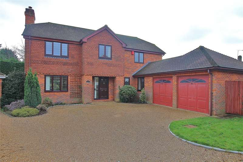 5 Bedrooms Detached House for sale in Salvia Court, Bisley, Woking, Surrey, GU24