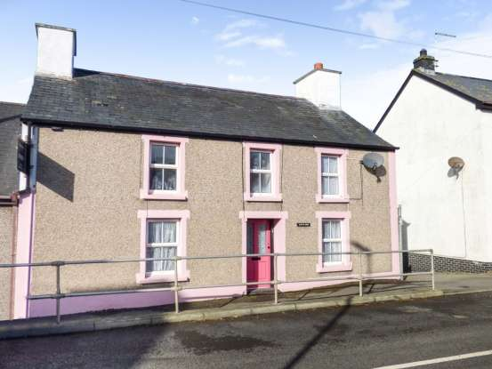 3 Bedrooms Barn Conversion Character Property for sale in Bridge Street, Llanon, Dyfed, SY23 5HA