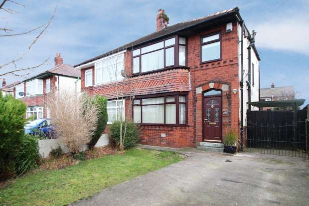 3 Bedrooms Semi Detached House for sale in Leyland Road, Preston, Lancashire, PR1 9SS