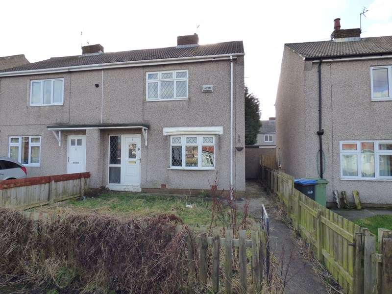 2 Bedrooms Property for sale in Wharrier Square, Wheatley Hill, Wheatley Hill, Durham, DH6 3LT