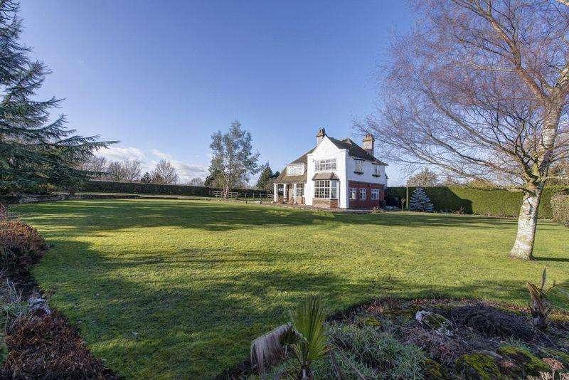 4 Bedrooms Detached House for sale in SNELSMOOR LANE, CHELLASTON