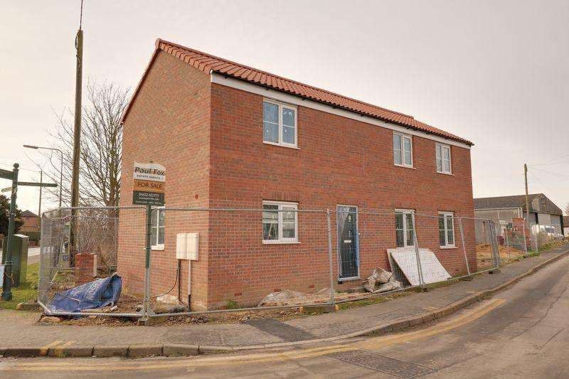 3 Bedrooms Detached House for sale in West Street, Hibaldstow
