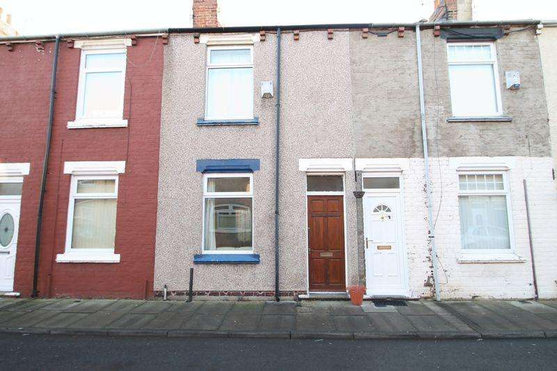2 Bedrooms Terraced House for sale in Essex Street, Middlesbrough, TS1 4PT