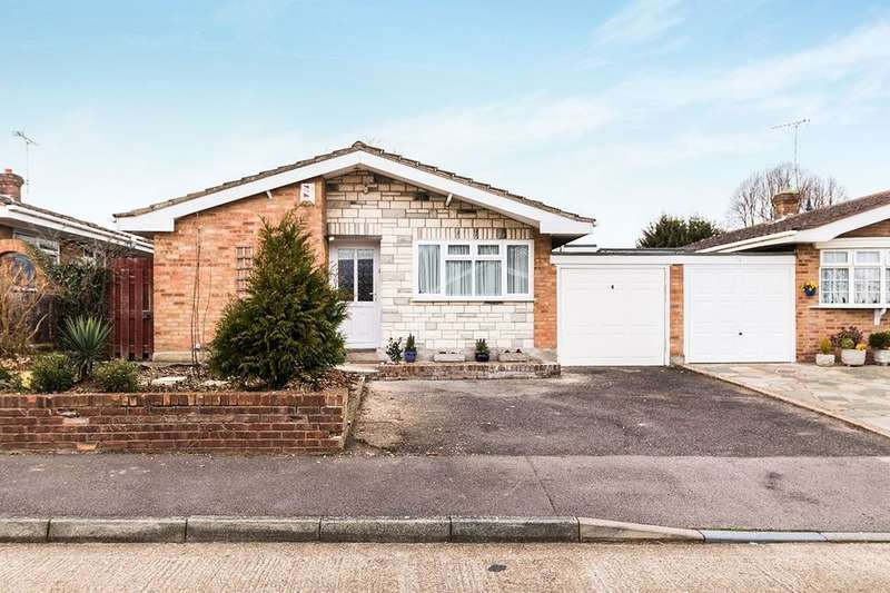 3 Bedrooms Detached Bungalow for sale in Deerhurst Close, Longfield, DA3