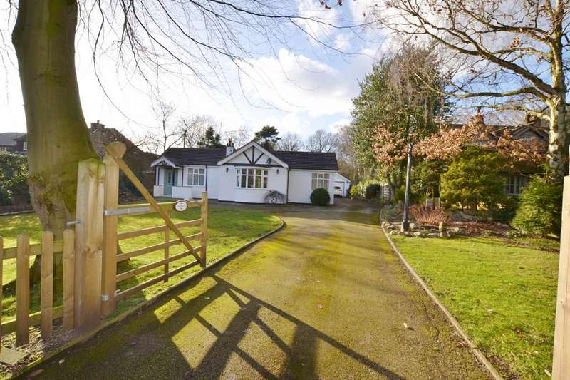 4 Bedrooms Detached Bungalow for sale in Brereton Heath, Congleton
