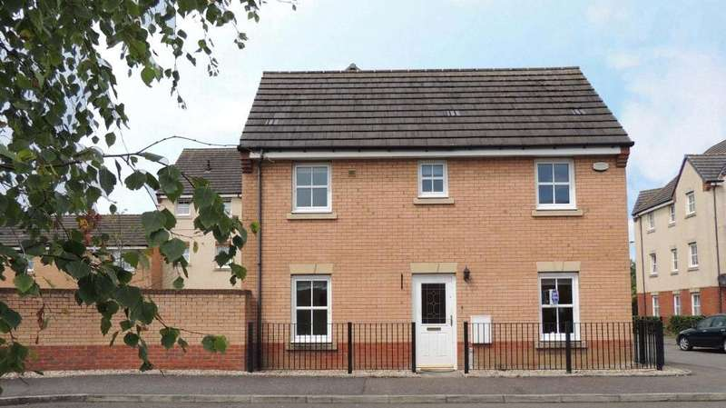 3 Bedrooms Detached House for rent in 14 Tollbraes Road, Bathgate, West Lothian, EH48
