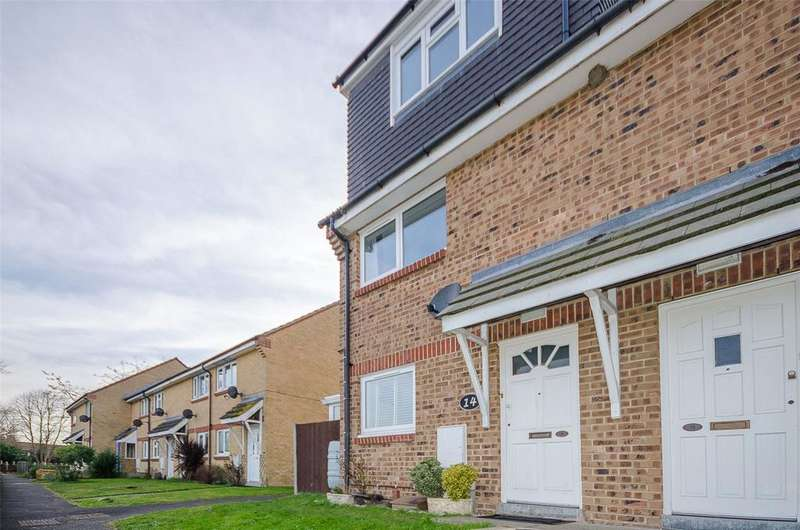 3 Bedrooms End Of Terrace House for sale in Watts Close, Snodland, Kent, ME6