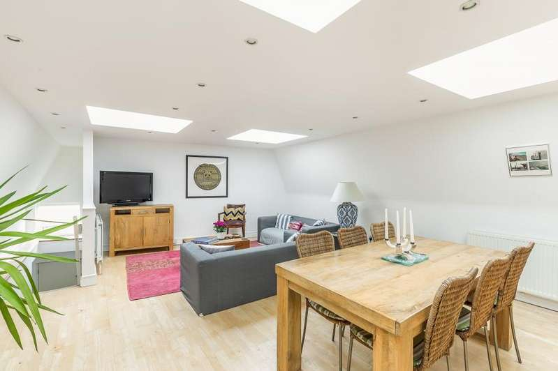 1 Bedroom Flat for sale in Wendell Road, London W12