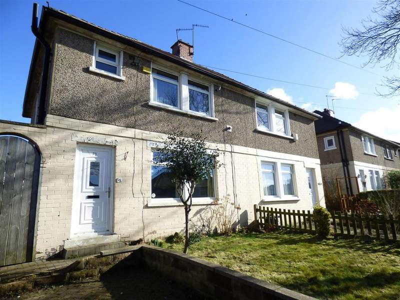 3 Bedrooms Semi Detached House for sale in Swain House Crescent, Bradford, BD2 1HR