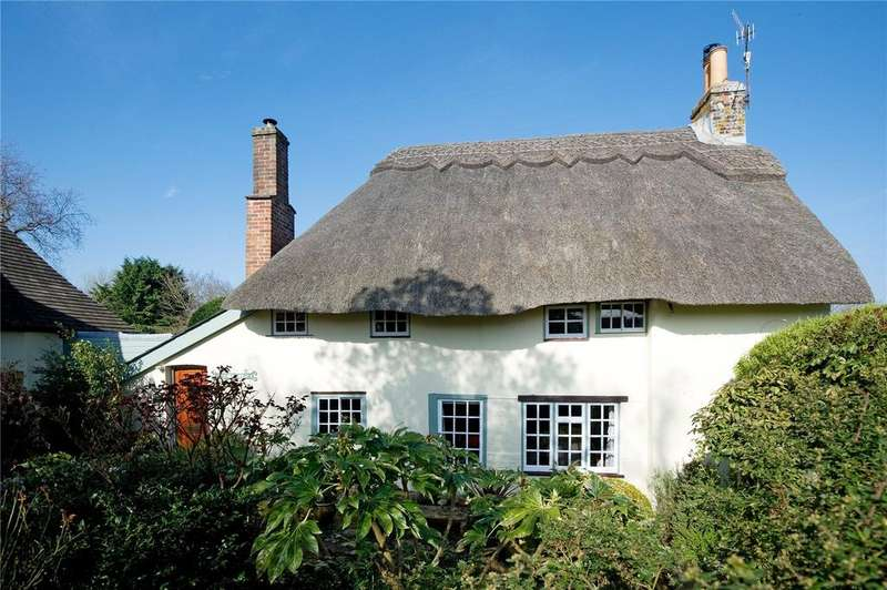 4 Bedrooms Detached House for sale in The Street, Rodmell, Lewes, East Sussex