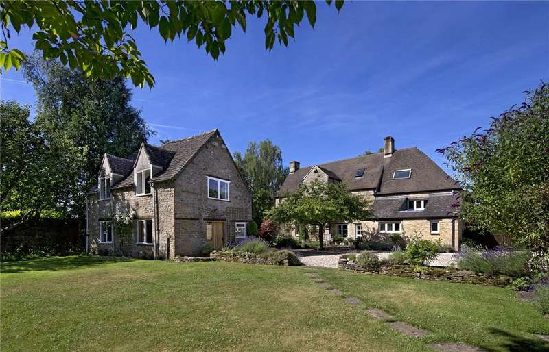 4 Bedrooms Detached House for sale in Hailey, Witney, Oxfordshire