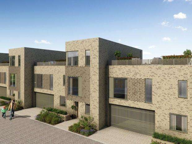 4 Bedrooms Link Detached House for sale in Park Residence At Abode, Great Kneighton, Cambridge
