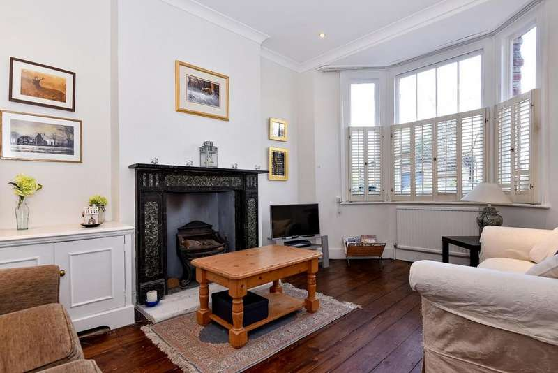 4 Bedrooms Terraced House for sale in Beauchamp Terrace, Putney