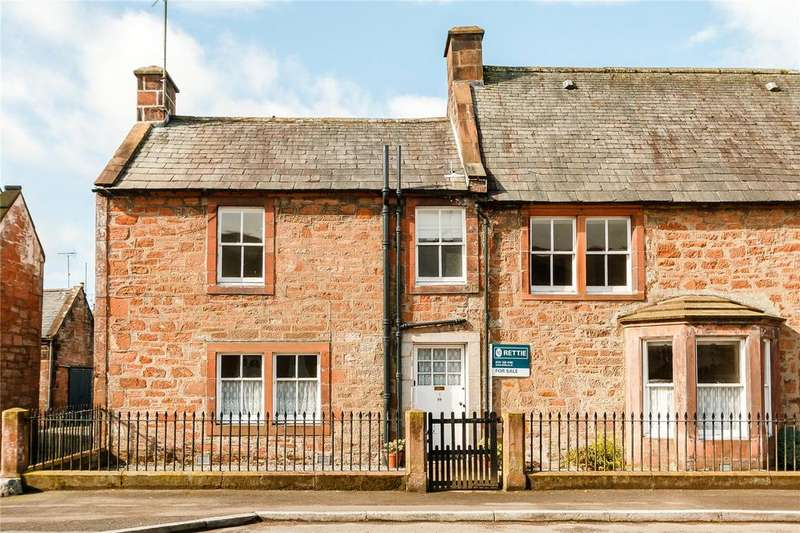 2 Bedrooms Apartment Flat for sale in Drumlanrig Street, Thornhill, Dumfriesshire