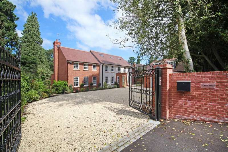 6 Bedrooms Detached House for sale in St. Marys Hill, Ascot, Berkshire