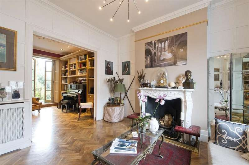 5 Bedrooms Terraced House for sale in Lamont Road, London, SW10
