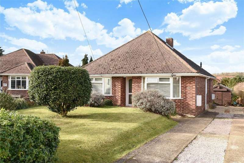 3 Bedrooms Detached Bungalow for sale in Whalesmead Road, Bishopstoke, Hampshire
