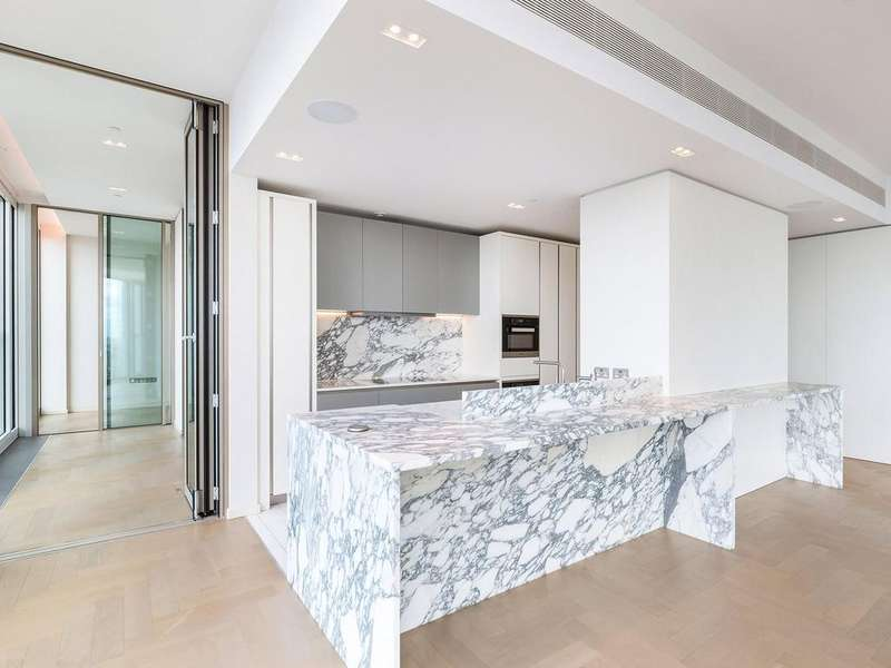 3 Bedrooms Apartment Flat for rent in South Bank Tower, 55 Upper Ground, SE1