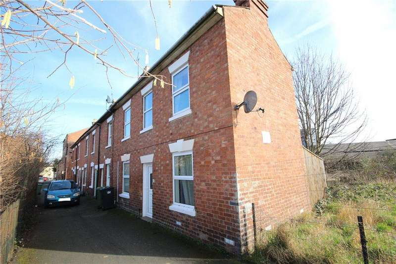 3 Bedrooms End Of Terrace House for sale in Bromyard Terrace, Worcester, Worcestershire, WR2
