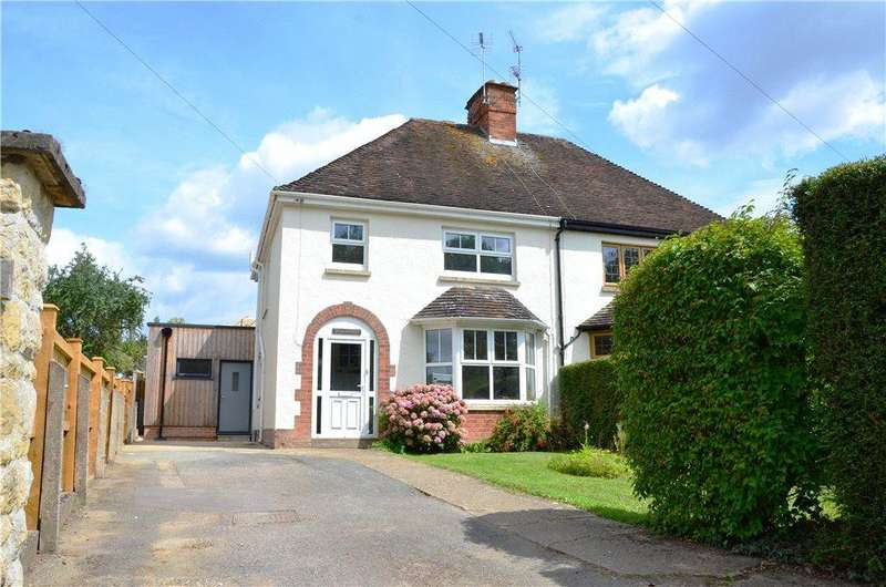 4 Bedrooms Semi Detached House for sale in Station Road, Broadway, Worcestershire, WR12