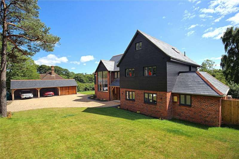 6 Bedrooms Detached House for sale in Salthill Road, Chichester, West Sussex